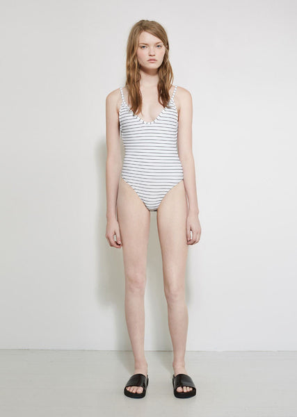 Bower Swimwear Hutton One Piece La Garconne