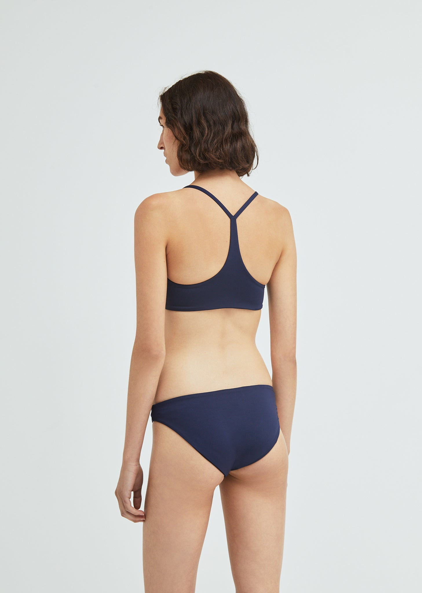 ce4914e3cf6d2 The Selby Reversible Bikini Top by Skin- La Garçonne