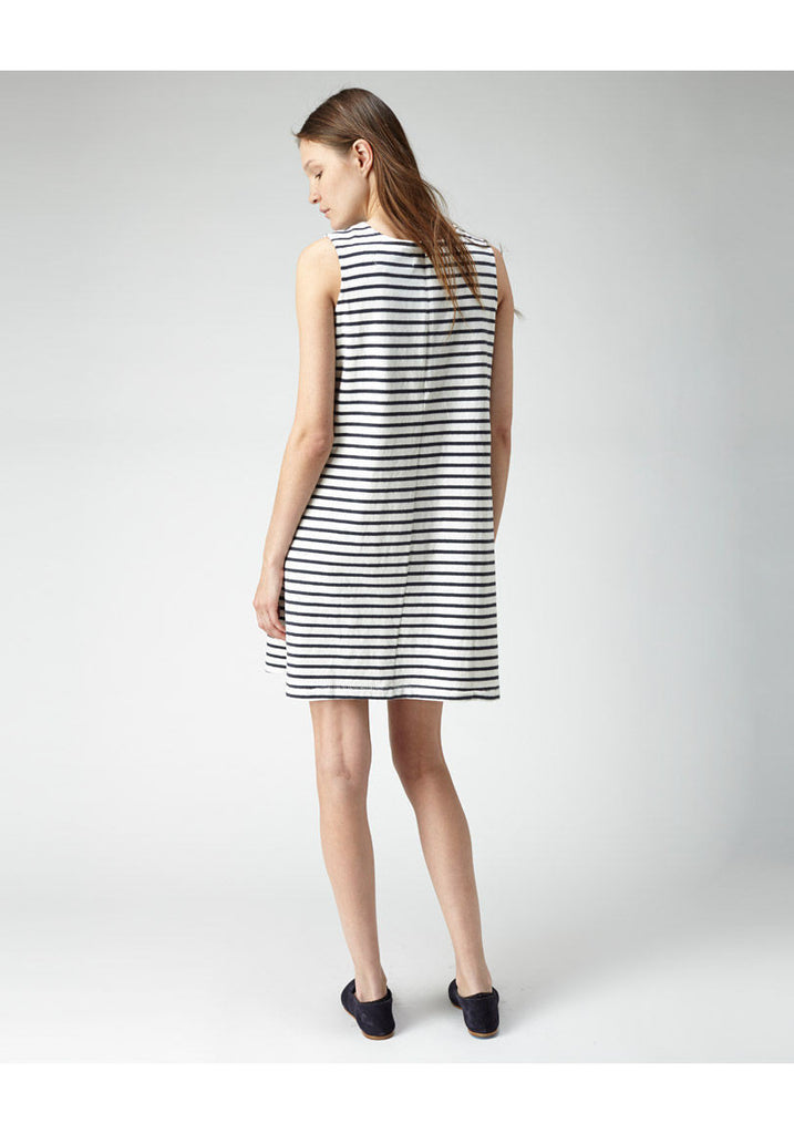 Daga Striped Dress
