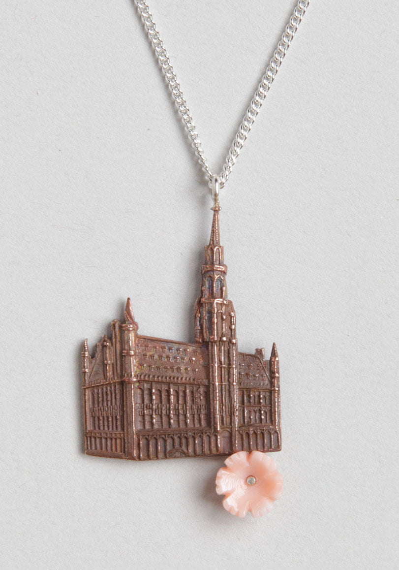 Grand Place Pendant Necklace