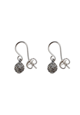 Marcasite Hook Earrings