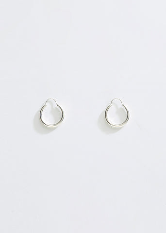 Hungry Snake Earrings Polished