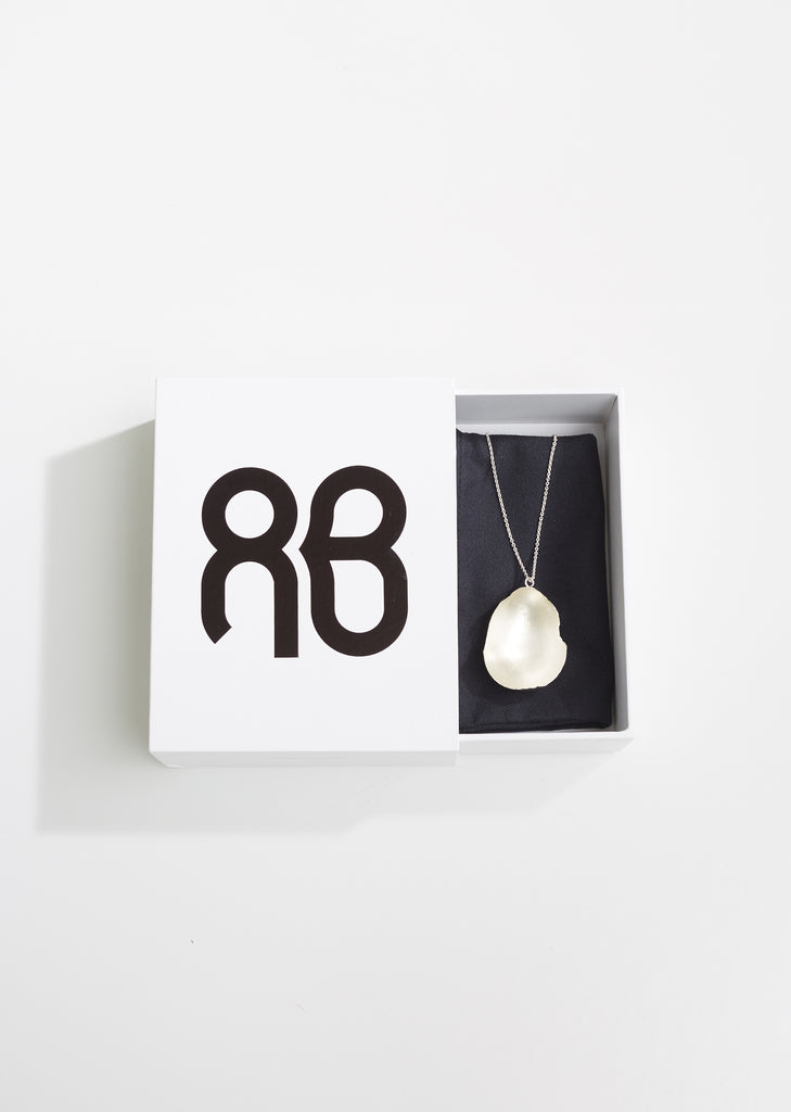 Eggshell Chicken Necklace