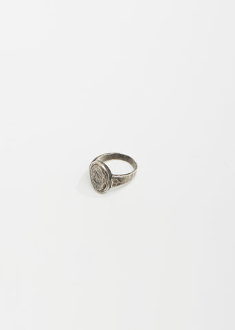 Signet Frame Ring
