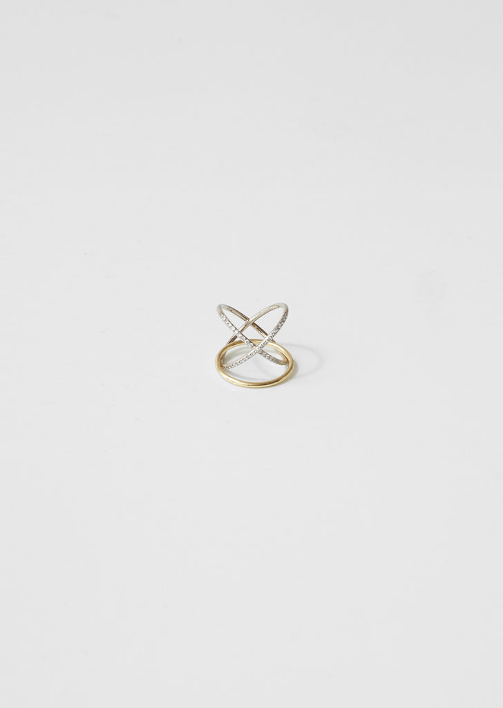 Bague XO Ring