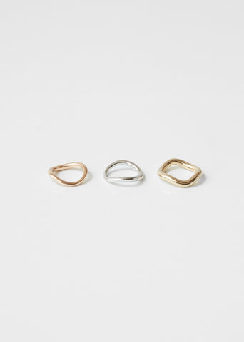 Bagues Wave Ring