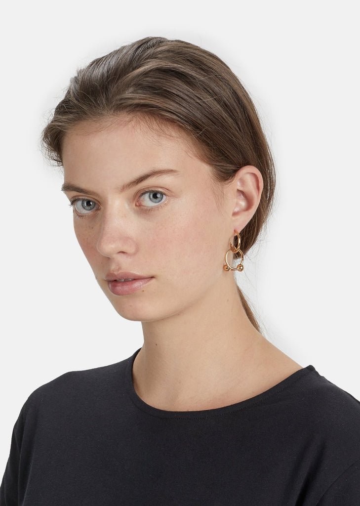 Pierce Couple Earrings