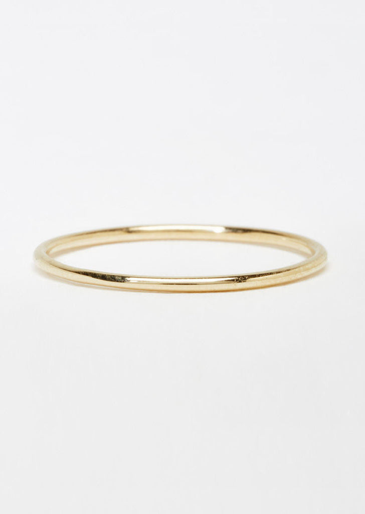 Tube Band Ring