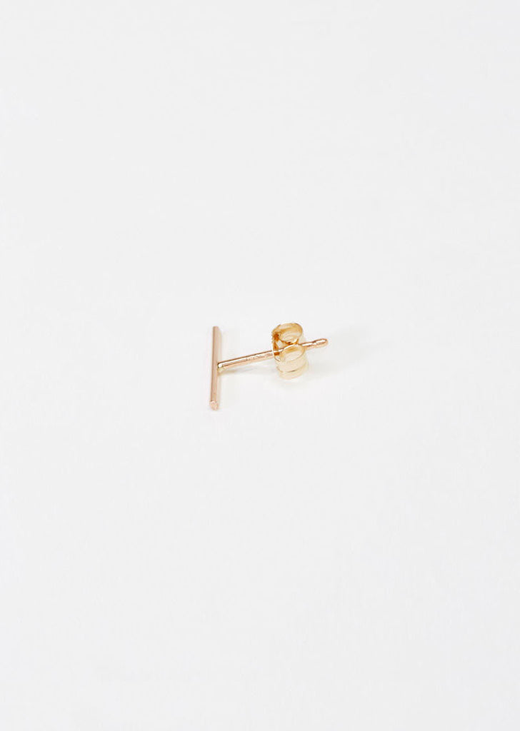 Long Staple Earring