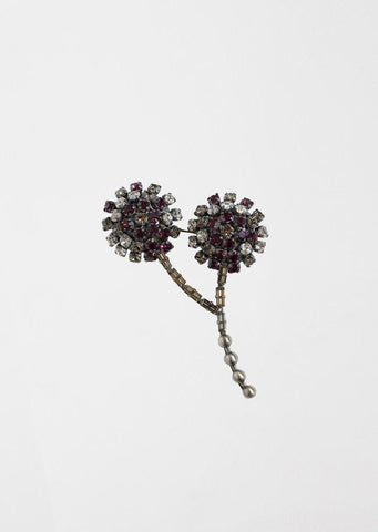 Strass Brooch