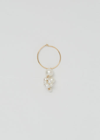 Botticelli Hoop Earring