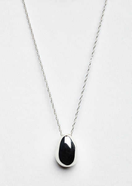Sophie Buhai Tiny Egg Pendant Necklace La Garconne