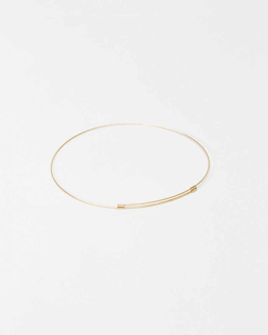 Gold Superfine Adjustable Bracelet