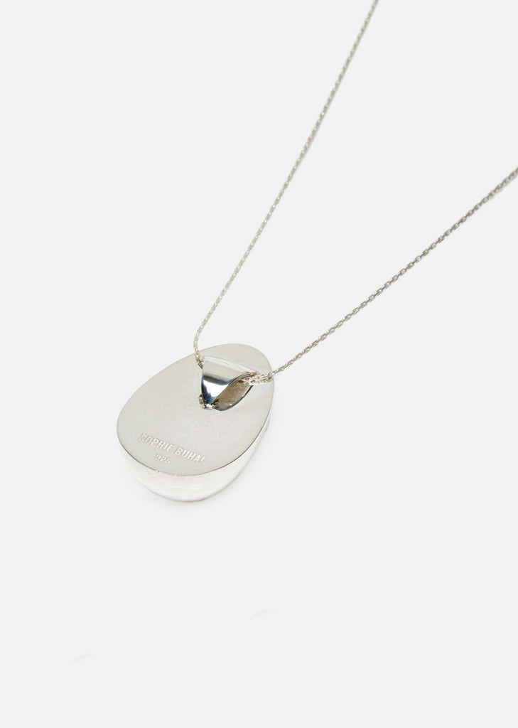 Everyday Egg Pendant Necklace
