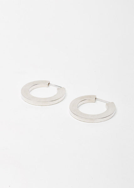 Sophie Buhai Classic Hoop Earrings La Garconne
