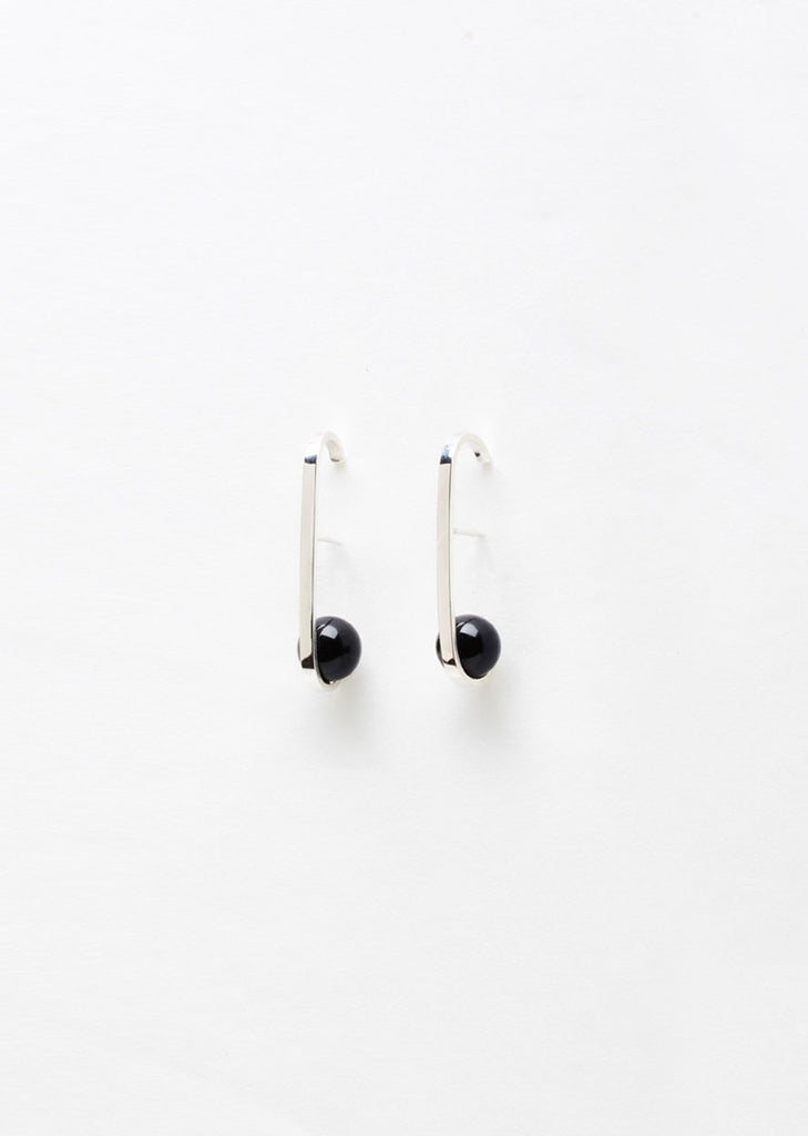 Onyx Martin Earrings