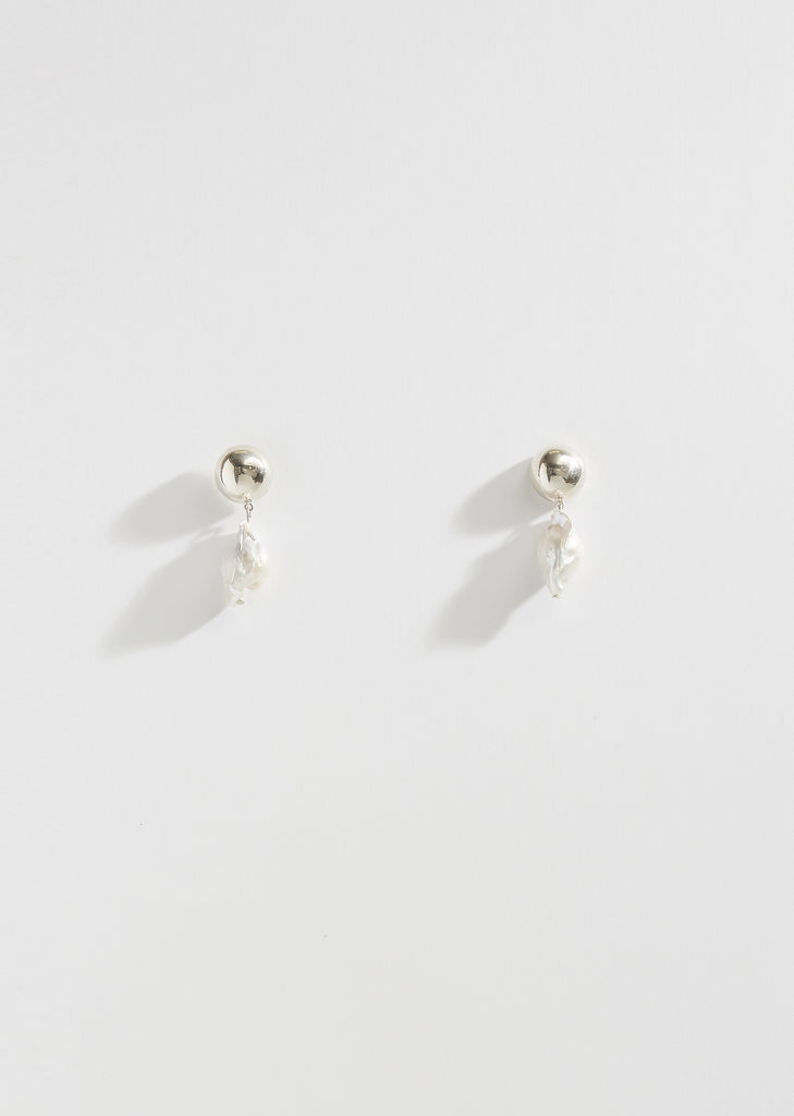 Pearl Francis Earrings