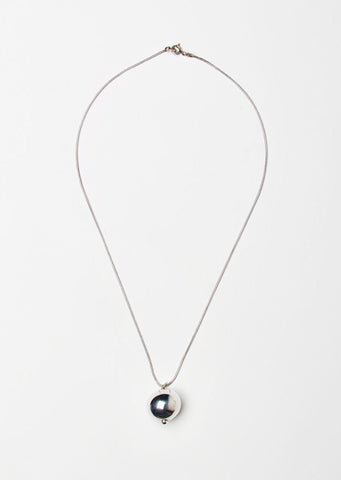 Sphere Drop Necklace