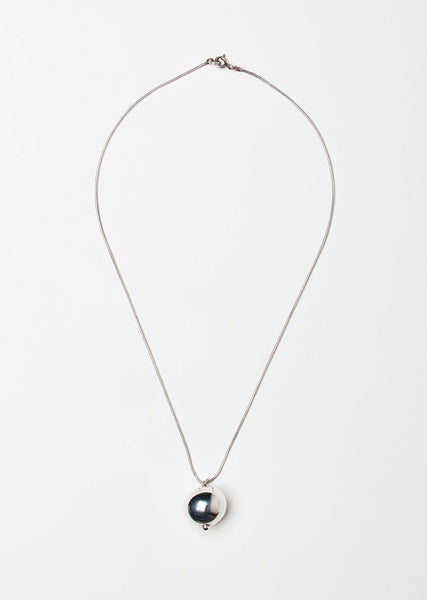 Sophie Buhai Sphere Drop Necklace La Garconne