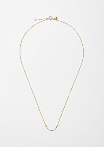 U-Shaped Necklace