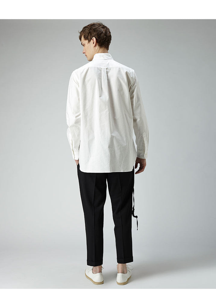 Loop Collar Shirt