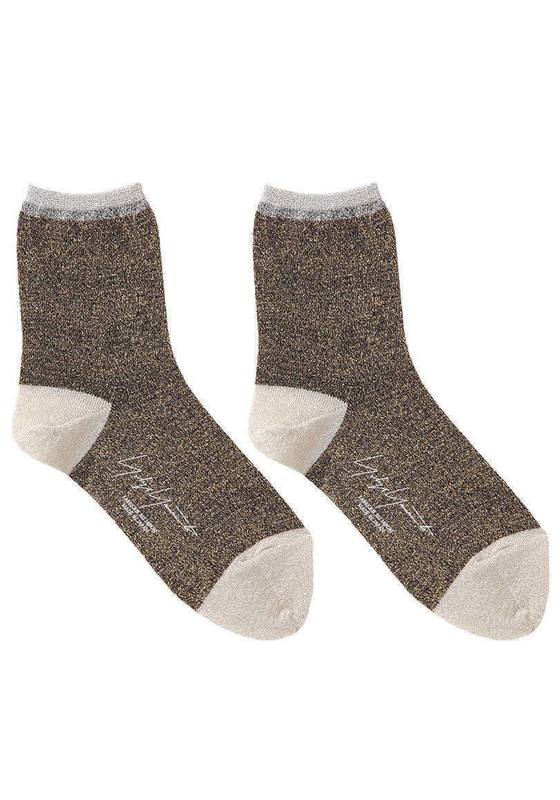 Metallic Socks