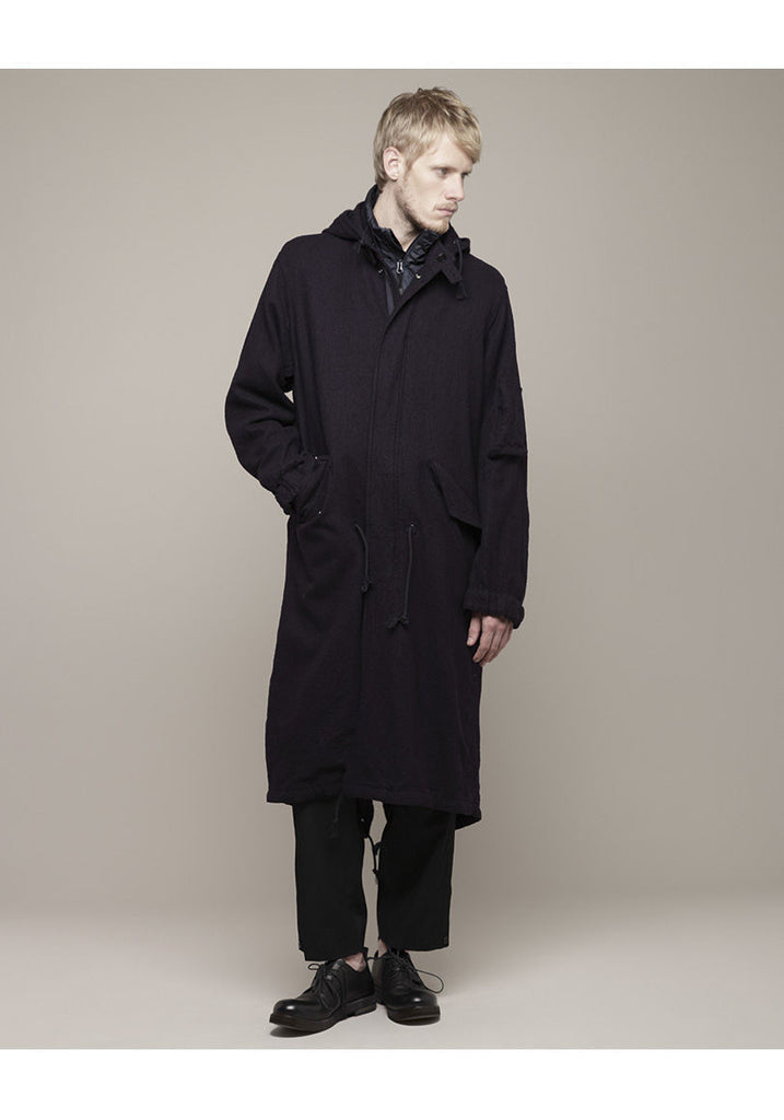 Mods Long Coat