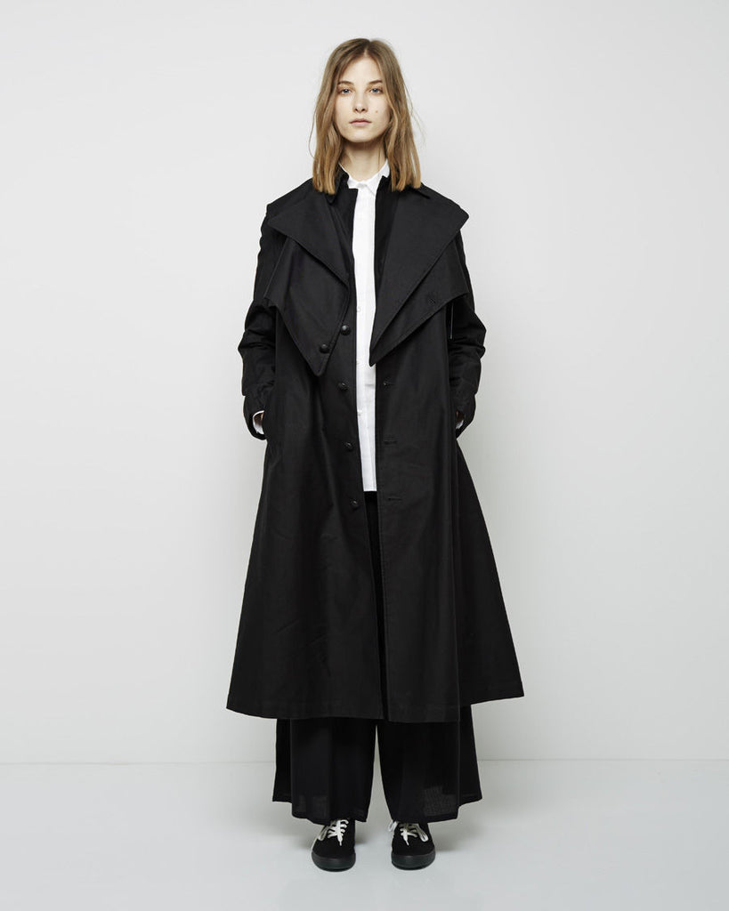 Rain Covered Trench Coat