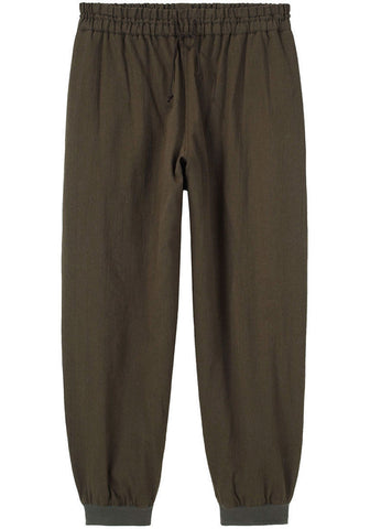 Cropped Baggy Pant