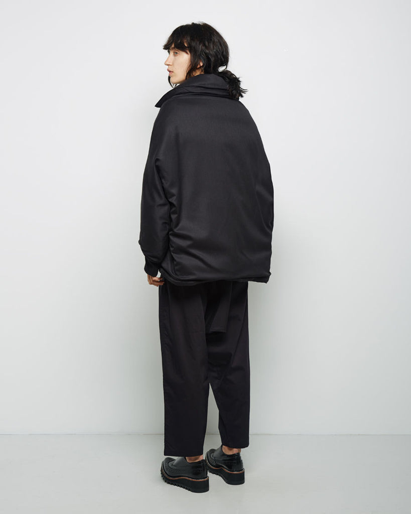 Down Filled Cocoon Coat