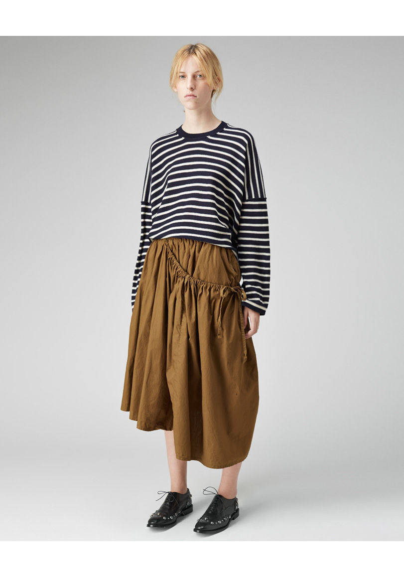 Overlap Gather Skirt