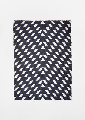 Dulce Blue Large Rug
