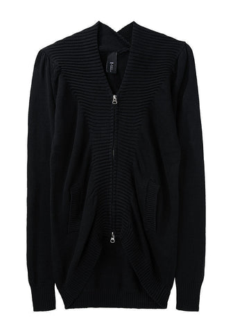 Quinn Zip Up Cardigan