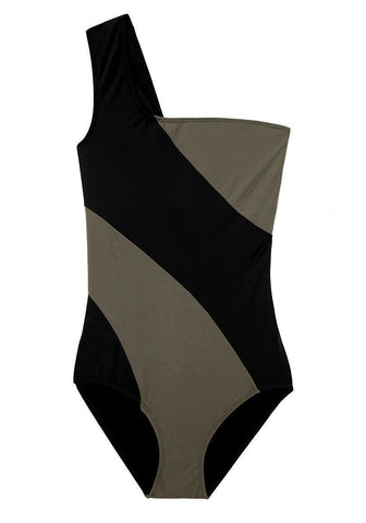 Twist Strap Swimsuit