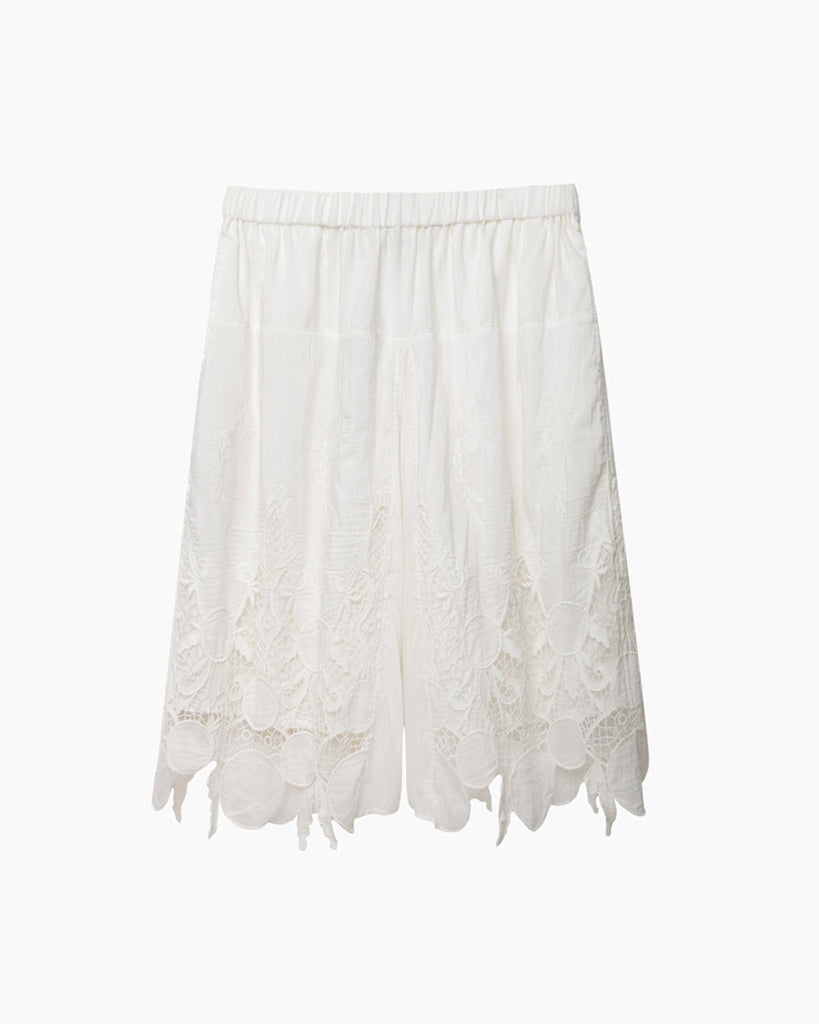 Lace Embroidered Pantaloon