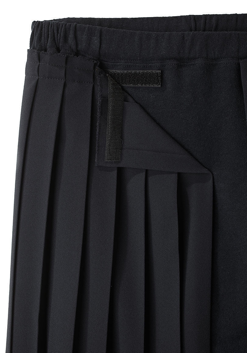 Slouchy Pleated Short
