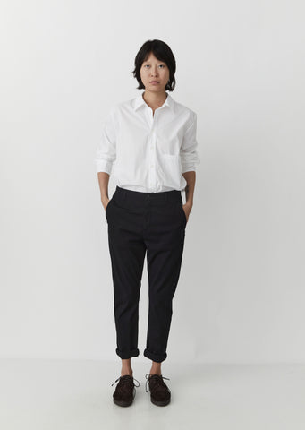 News Edit Trouser — Black