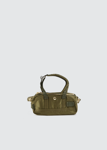 Mini Duffle Crossbody