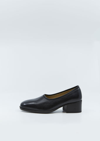 Heeled Loafers