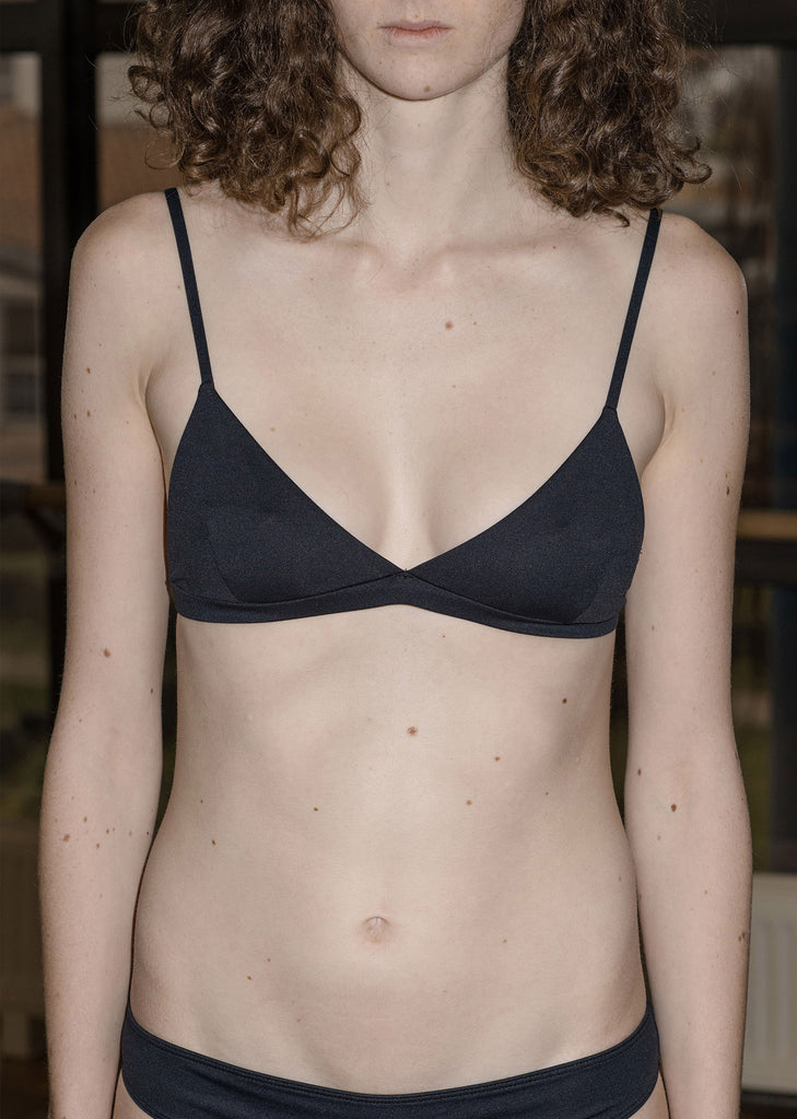 Mississippi Bra — Black