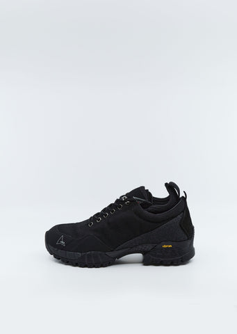 Neal Hiking Sneakers — Black