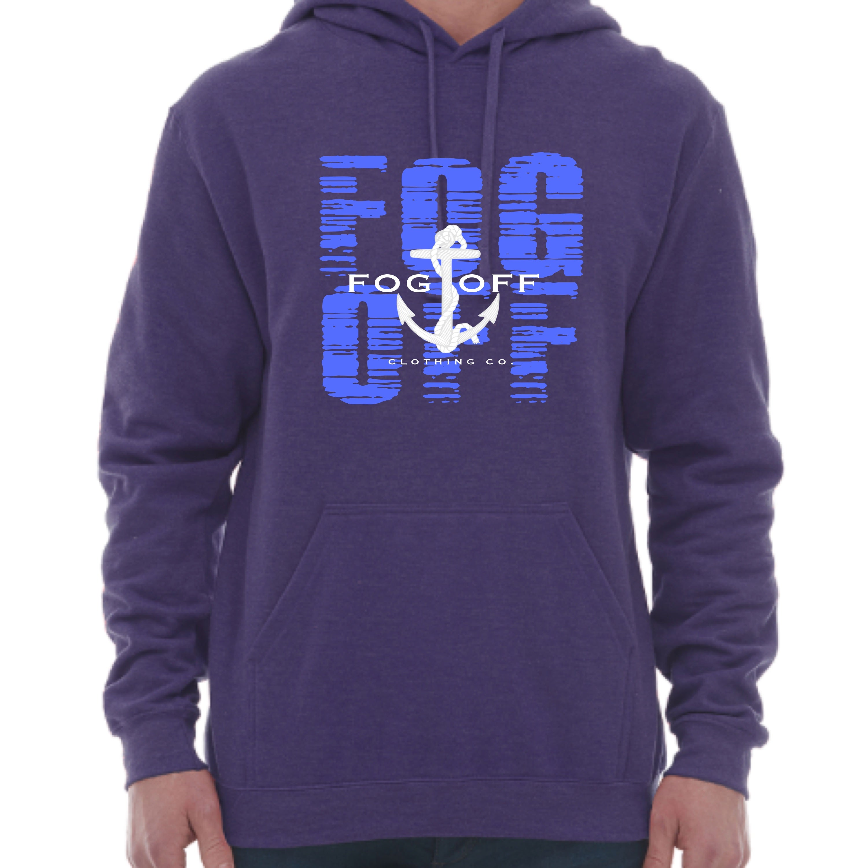 Stacked & Anchor Hoodies NEW*