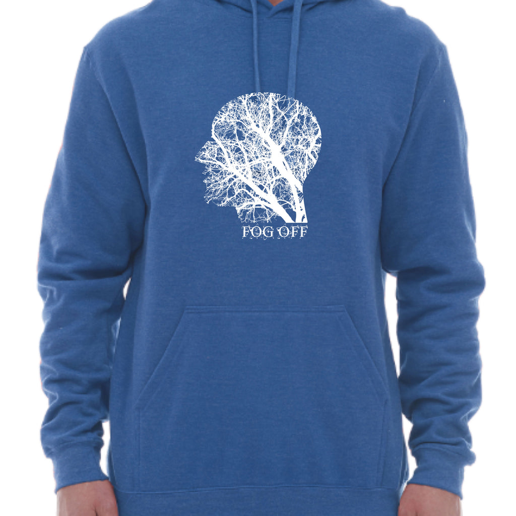 Branched Logo Hoodie