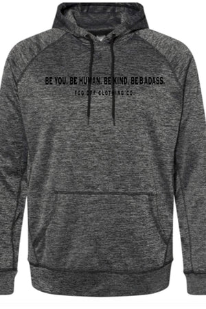 DRI-FIT RAGLAN HOODIES