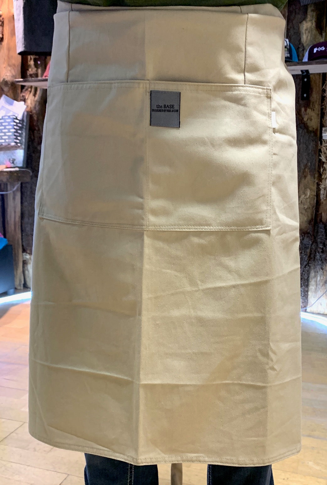 CANVAS APRON FULL LENGHT