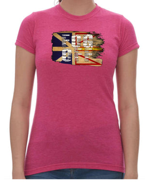 NEWFOUNDLAND WOMANS CREW TEE