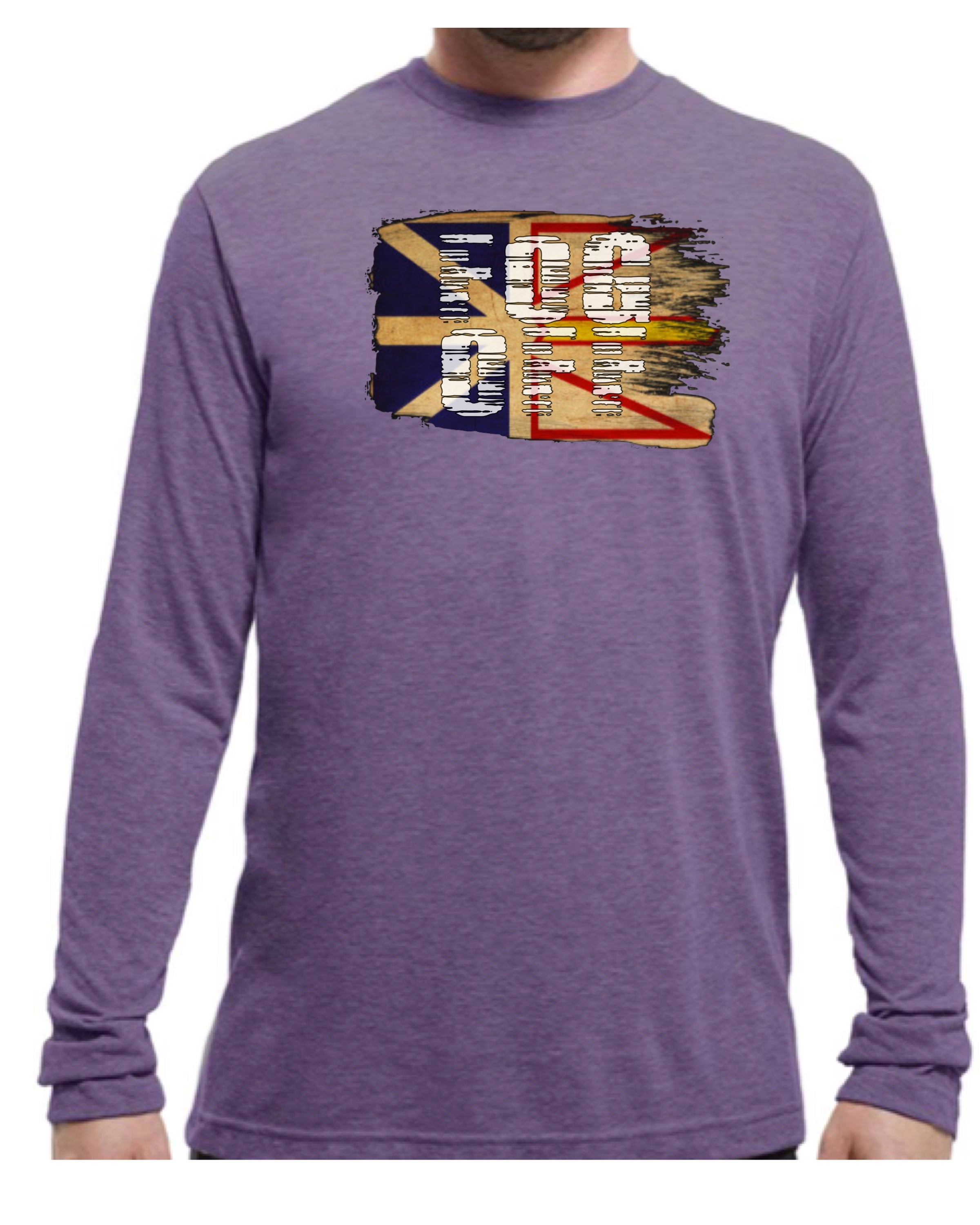 NEWFOUNDLAND LONG SLEEVE