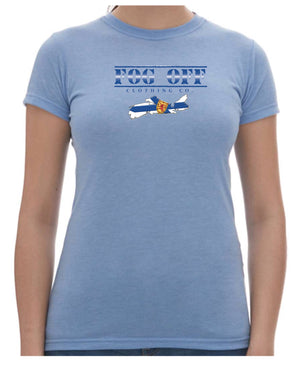 Nova Scotia Womans Crew Tee