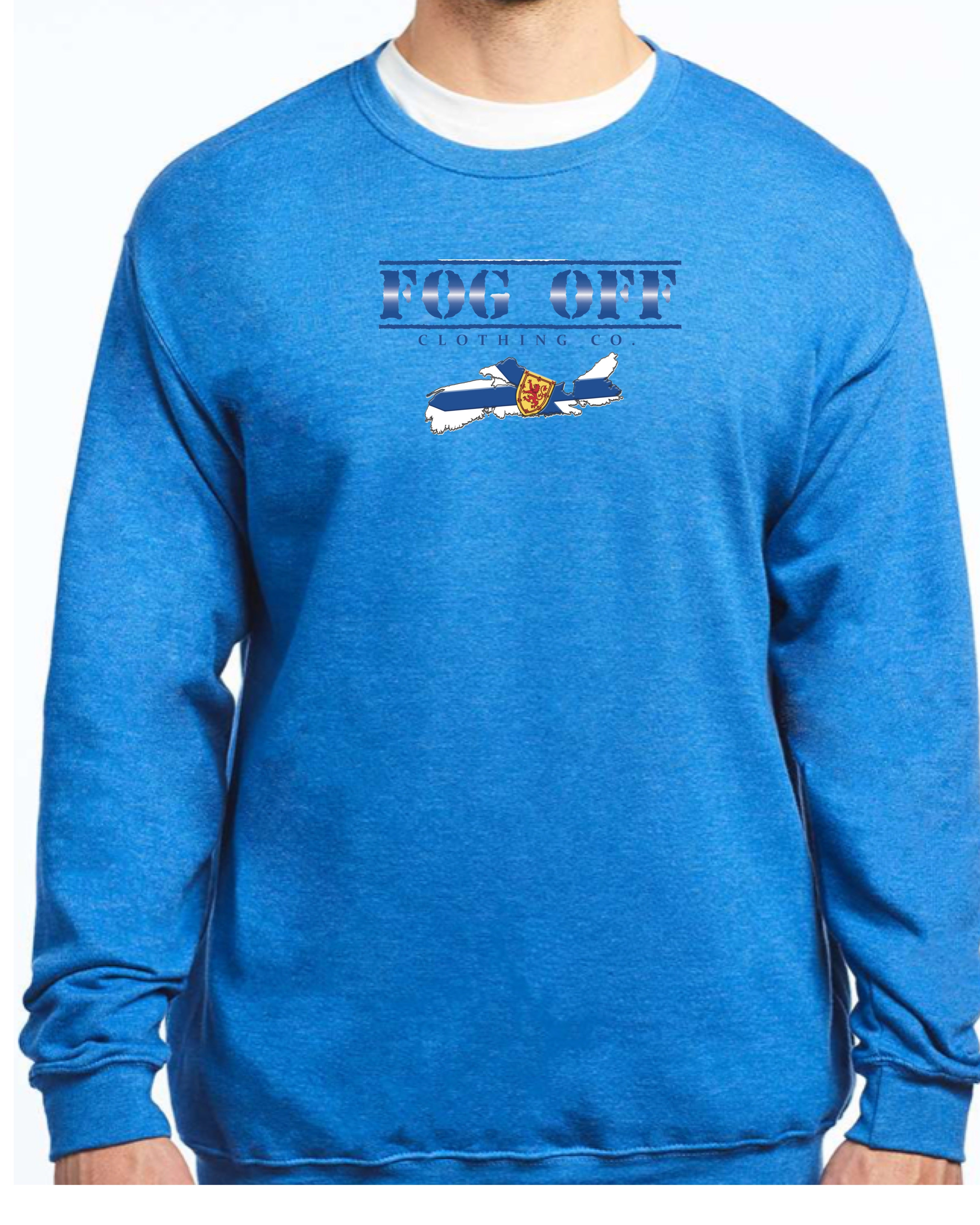 Nova Scotia Sweater