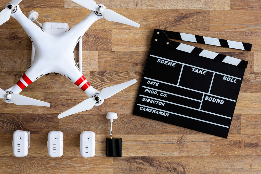Drone Cinematography & Smartphone Filmmaking: The Future of Movie Making